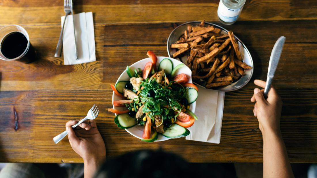 how long to see benefits from vegetarian diet