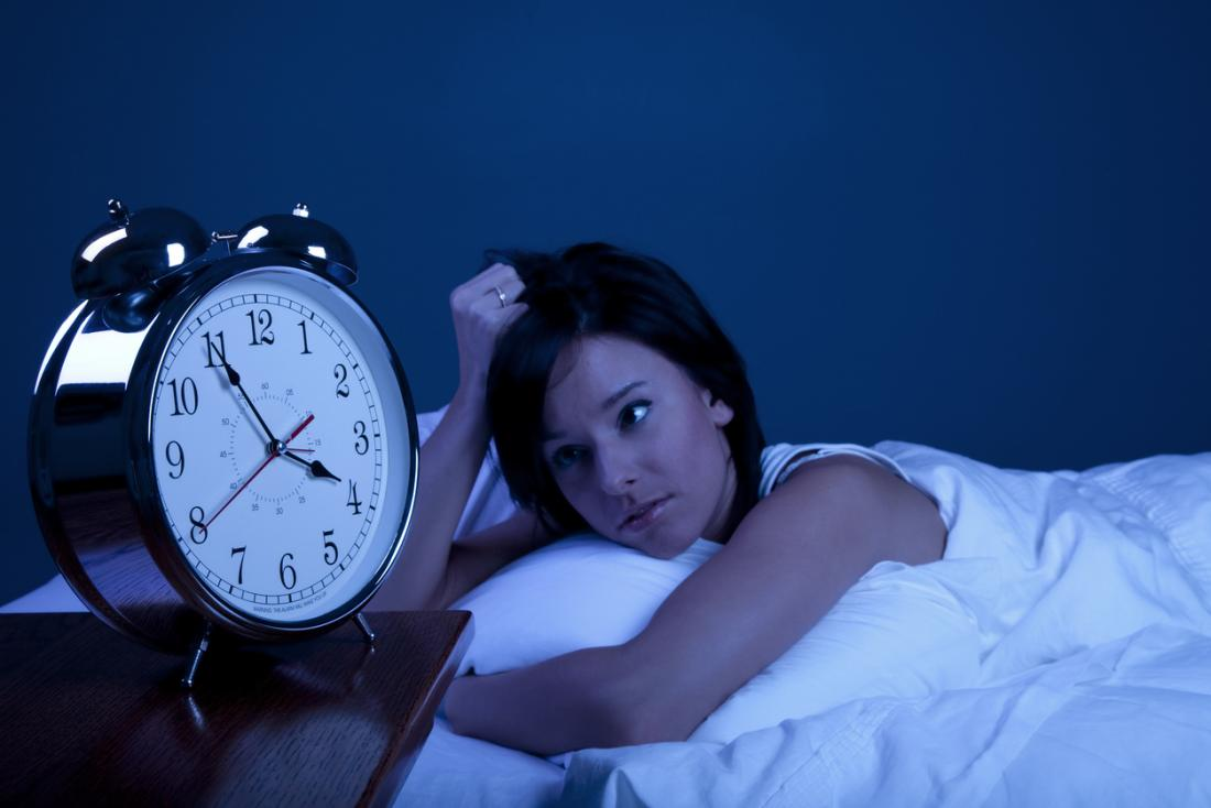 Insomnia: Causes, symptoms, and treatments