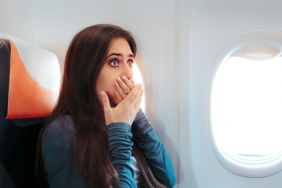 defeat fear of flying