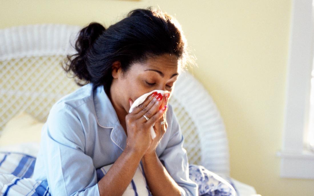 Sử dụng để phòng chống cảm cúm, cảm lạnh