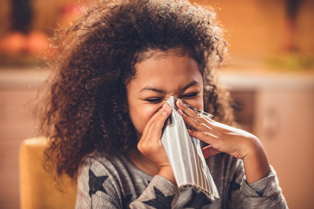 Nonallergic rhinitis: Types, symptoms, and risk factors