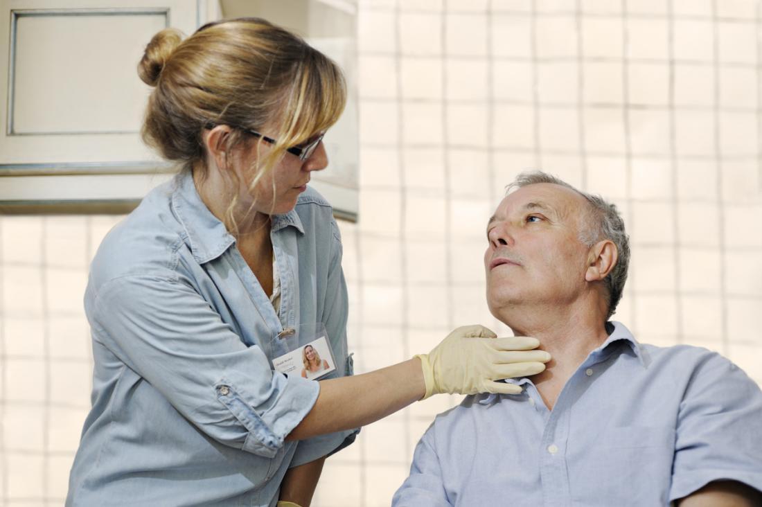 Dysphagia: Symptoms, diagnosis, and treatment