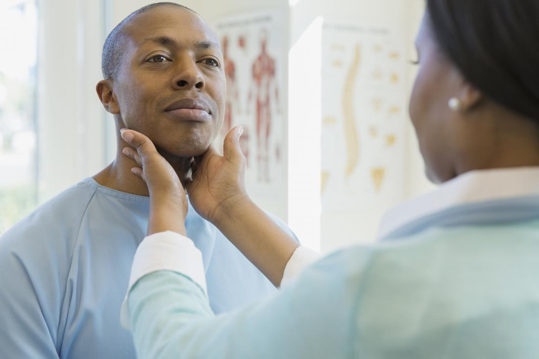 Thyroid nodules: Symptoms, causes, and diagnosis