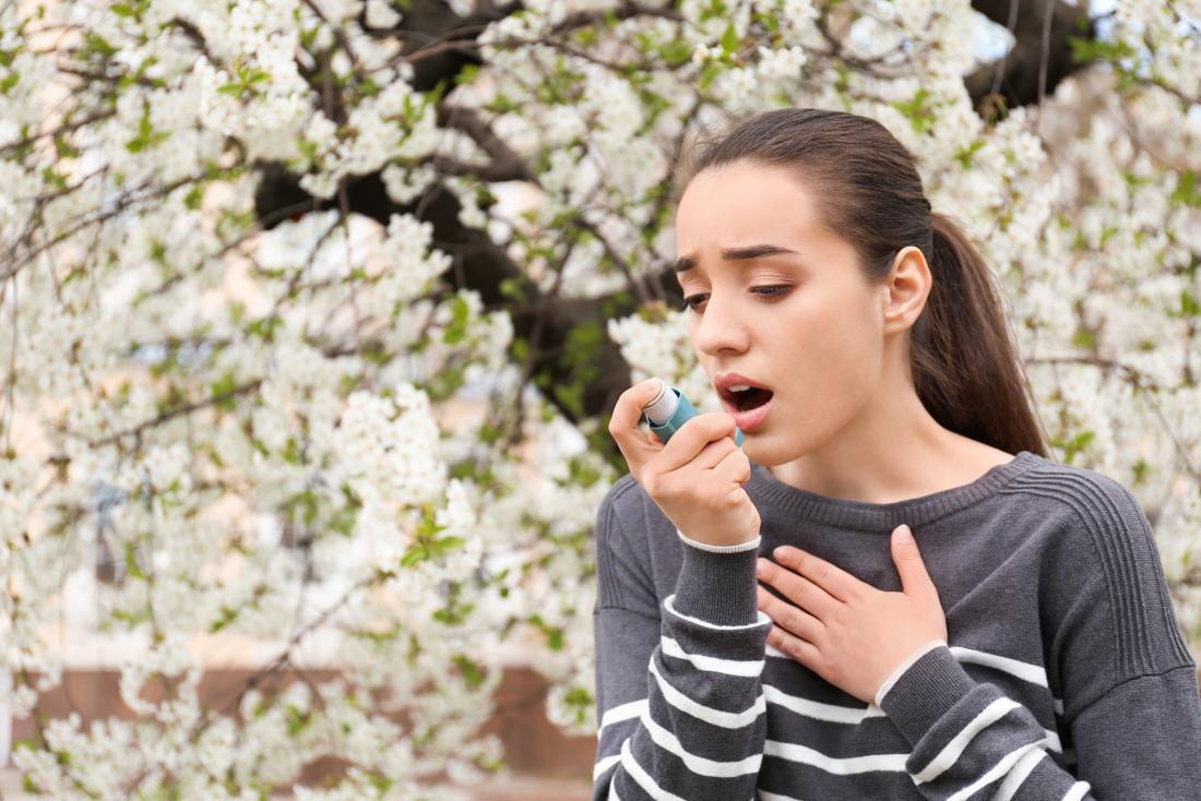 People with asthma