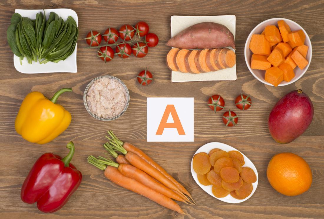 Vitamin A Health Benefits And Risks
