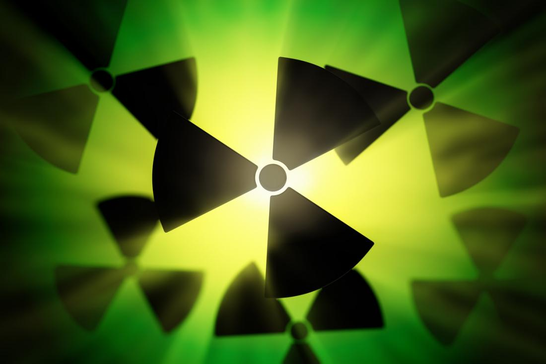 What does radiation do to your body