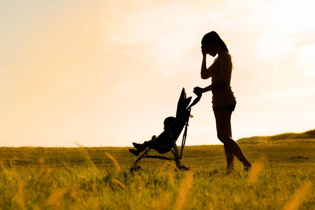 Postpartum depression: Symptoms, causes, and diagnosis
