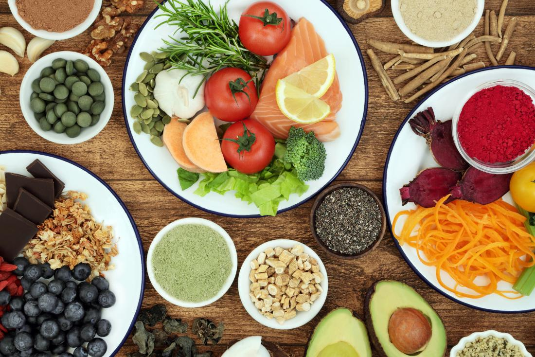 how can diet impact adrenal health