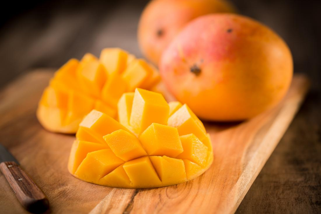 Mangoes and blood sugar: Cholesterol, regulation, and obesity