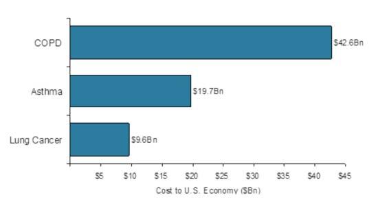 Diagram - Cost To The U.S. Economy (2009)