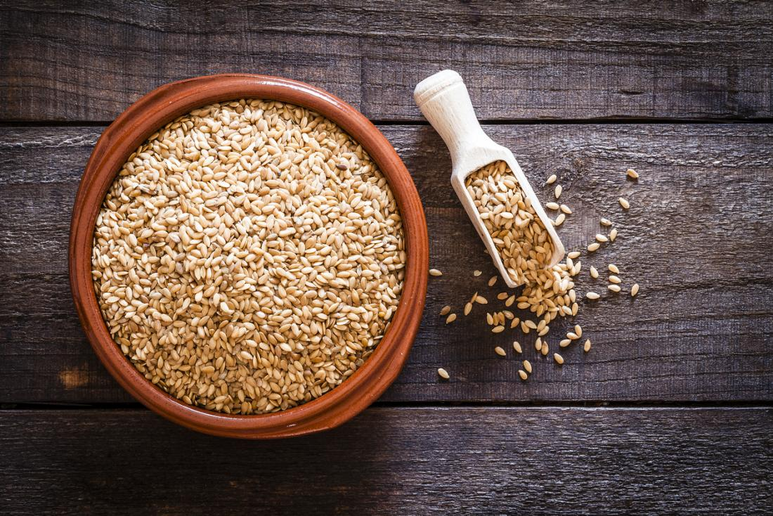 Flaxseed: Health benefits, nutrition, and risks