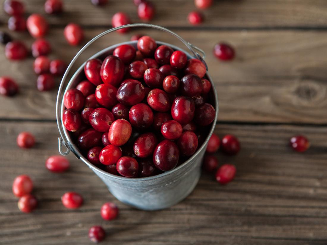 Cranberries: Benefits, nutrition, and risks