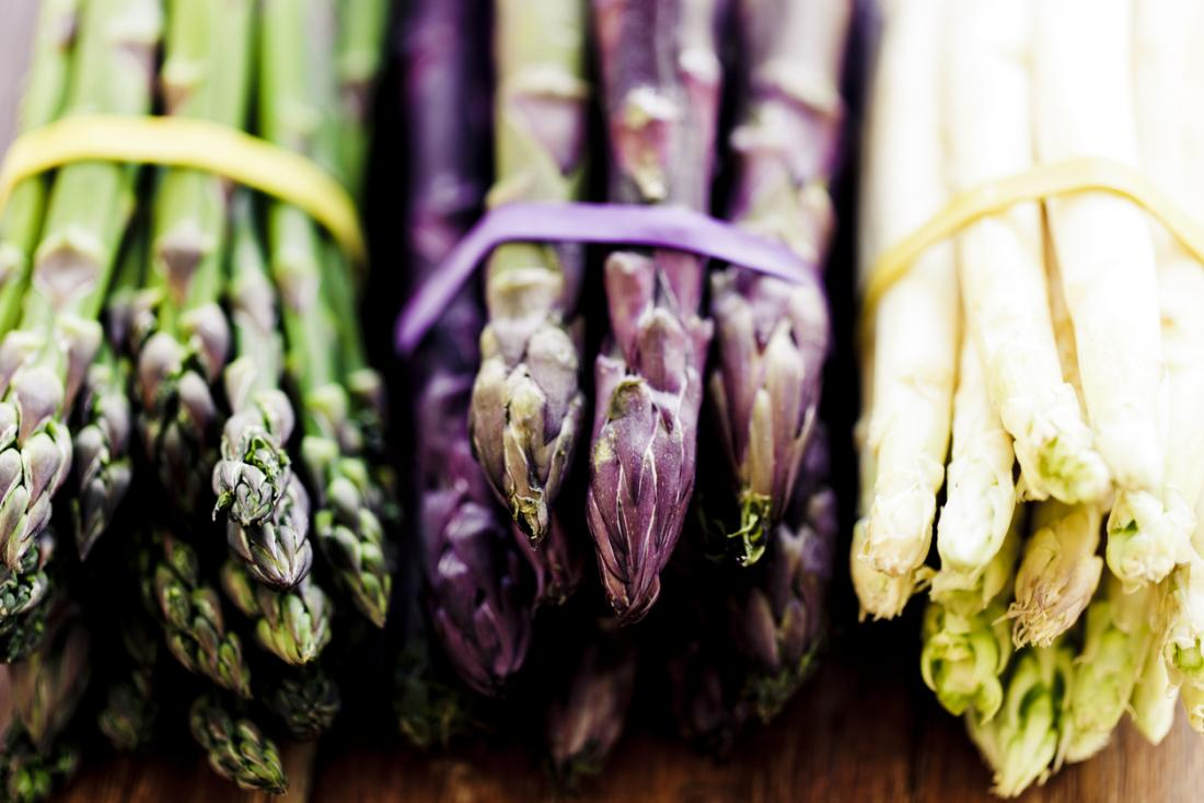 Asparagus: Nutrition, benefits, and risks