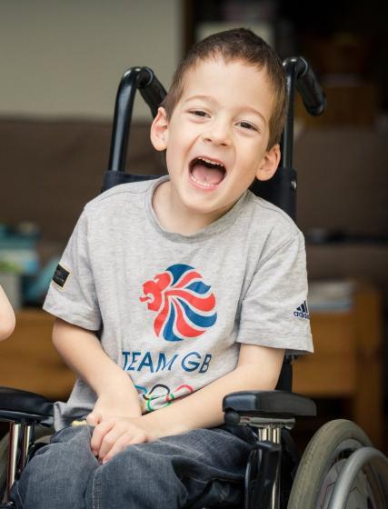 A young boy's journey to SDR for cerebral palsy فلج مغزی