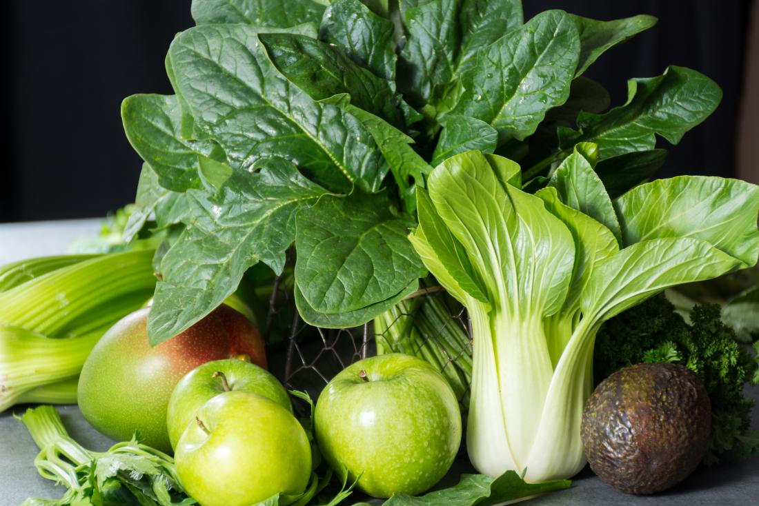 Bok choy is a healthful addition to a balanced diet.
