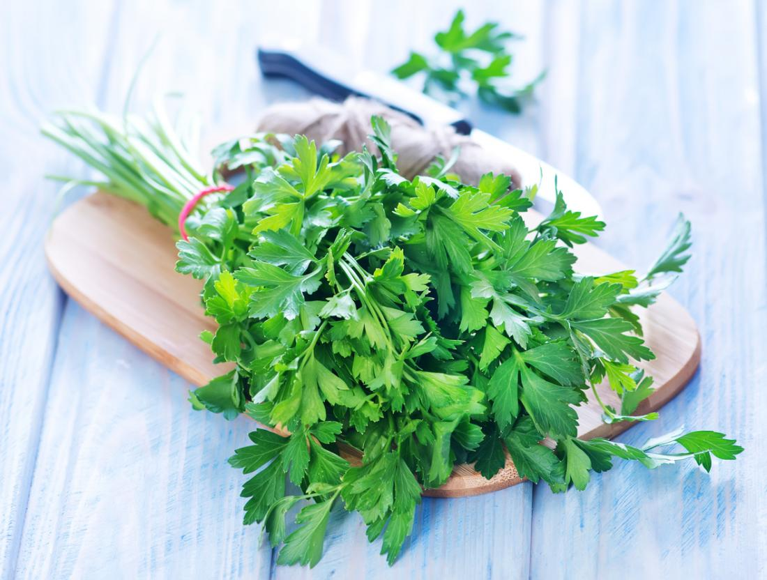 Parsley: Health Benefits, facts, and research