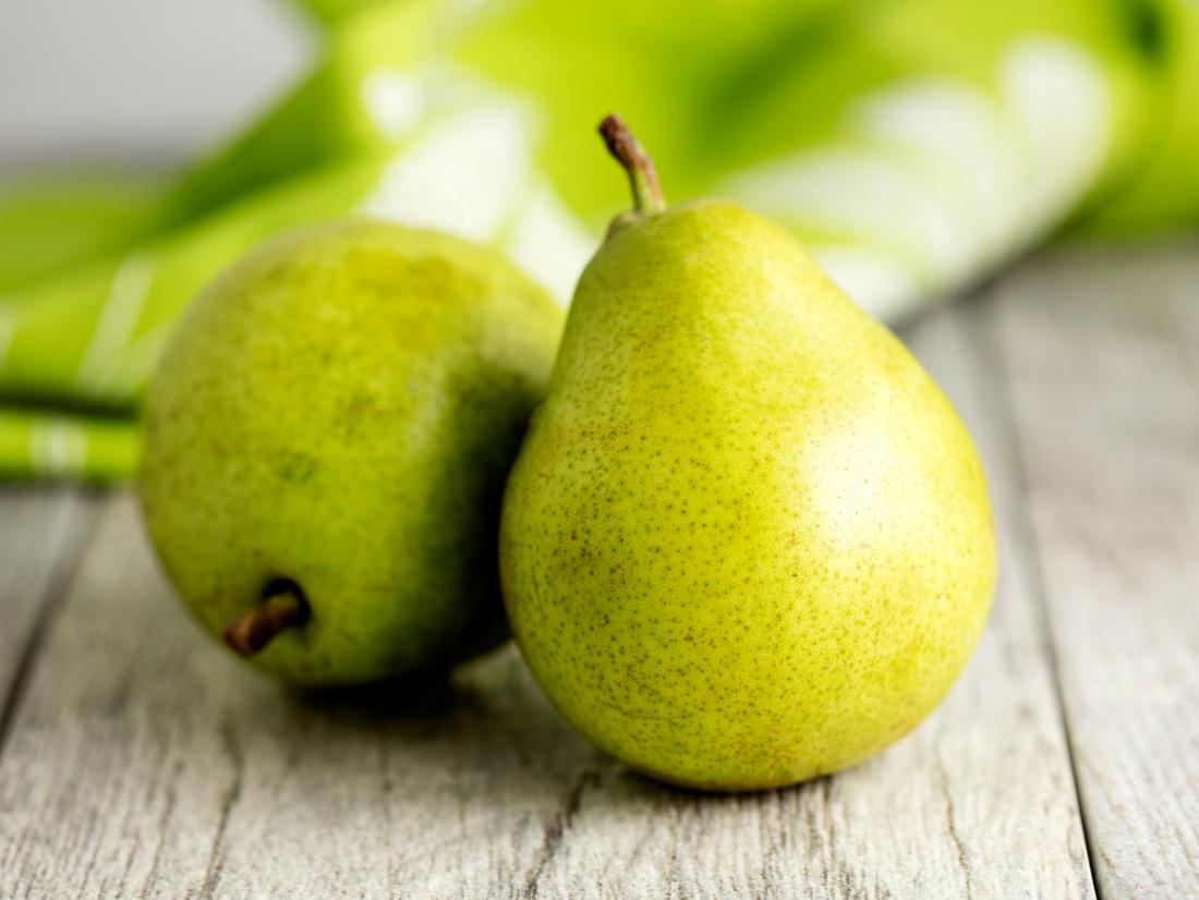Pears Benefits And Nutrition