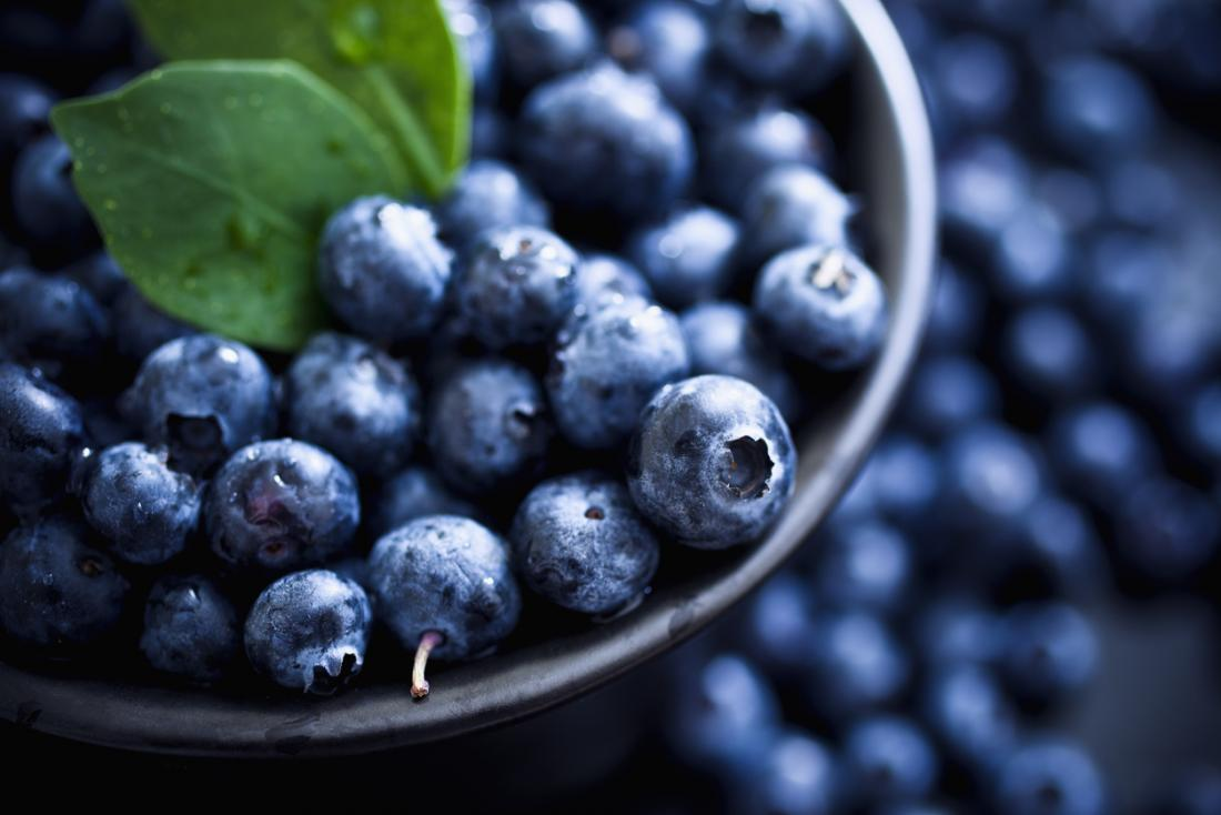 Blueberries: Health benefits, facts, and research