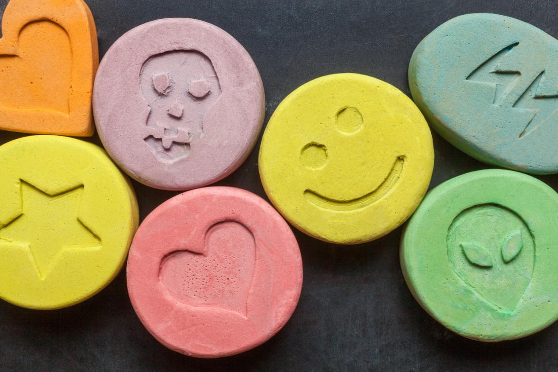 MDMA: Effects and health risks