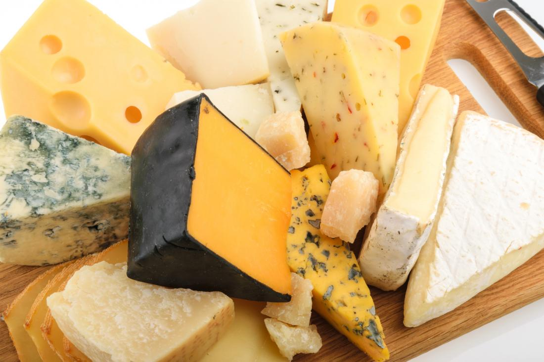 Cheese: Types, health benefits, and risks