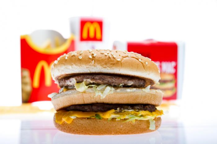 How a Big Mac affects your body in 1 hour