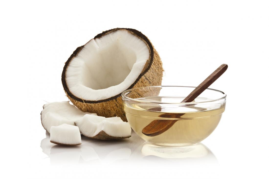 Can coconut oil treat a yeast infection?