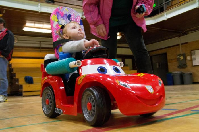 Early Childhood Mobility