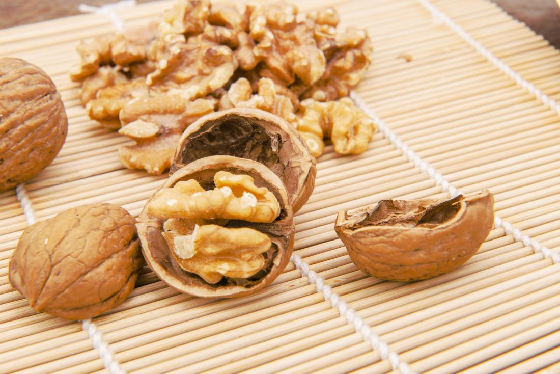 Walnuts: Health benefits, nutrition, and diet