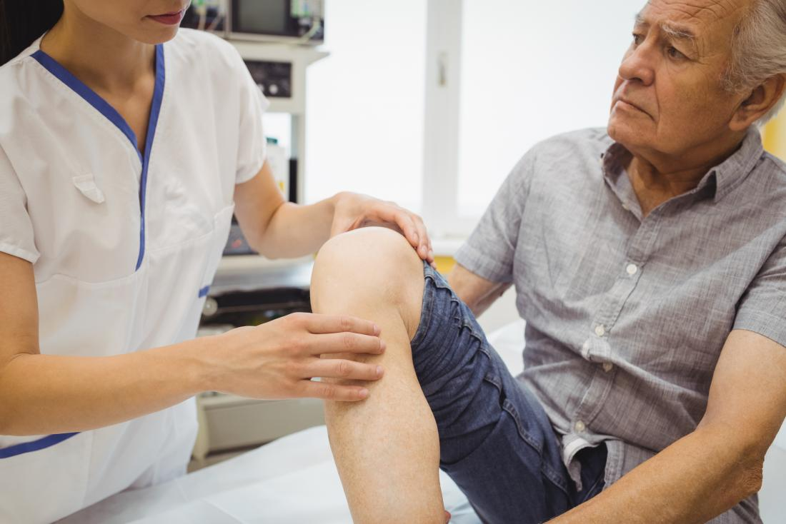 Knee replacement surgery: Risks, how to reduce them, other