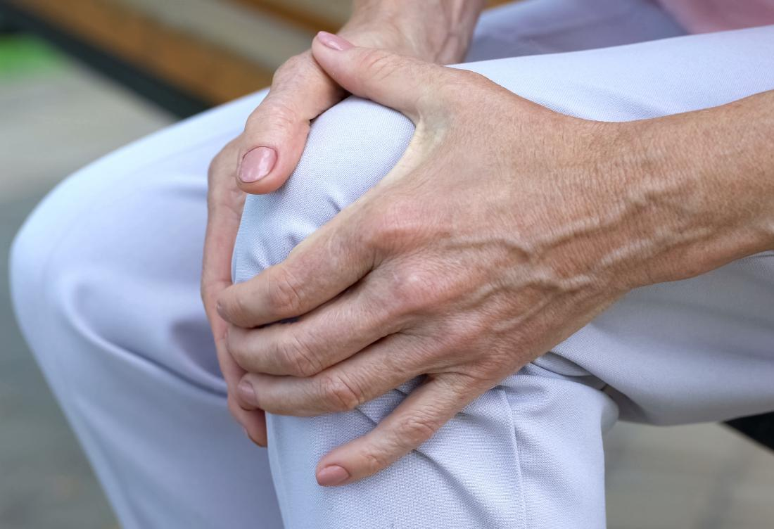 Arthritis in the knee: Types, causes, and symptoms