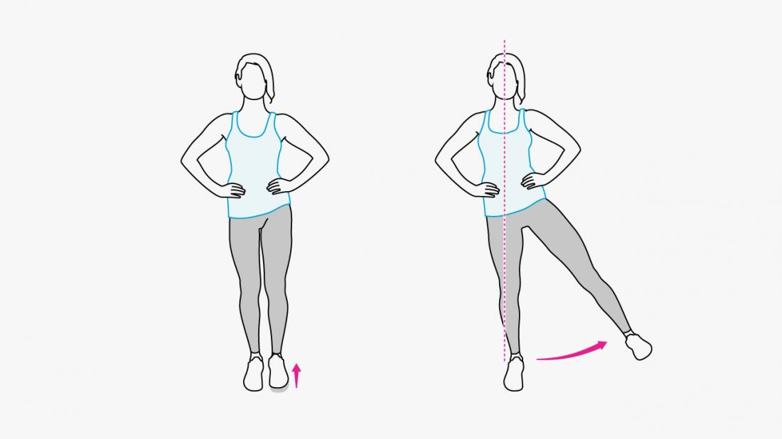 photograph about Printable Resistance Band Exercises for Seniors known as 10 Physical exercises for arthritis of the knee