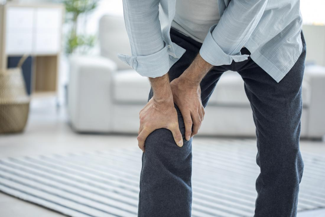 Chronic knee pain: Causes, risk factors, treatment, and tips