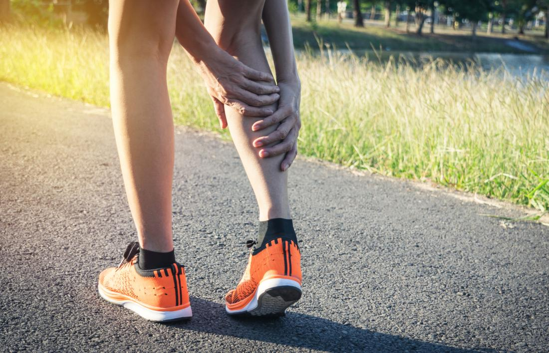 What is a charley horse? Muscle cramps explained