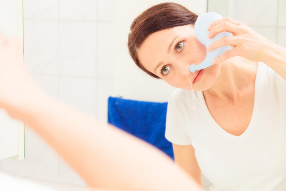 How To Get Rid Of A Stuffy Nose 10 Possible Treatments