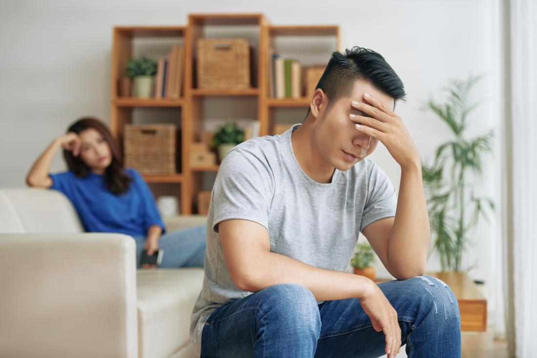 Depression and relationship problems