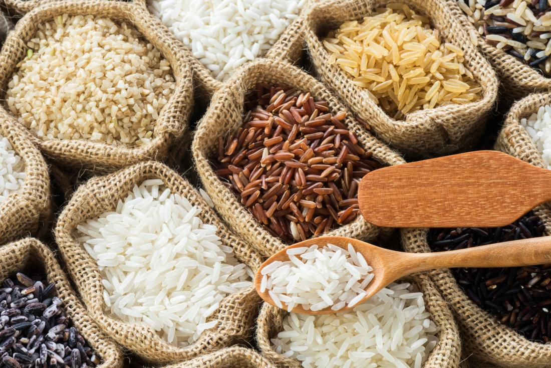 Rice with diabetes: Counting carbs, nutrition, and tips for