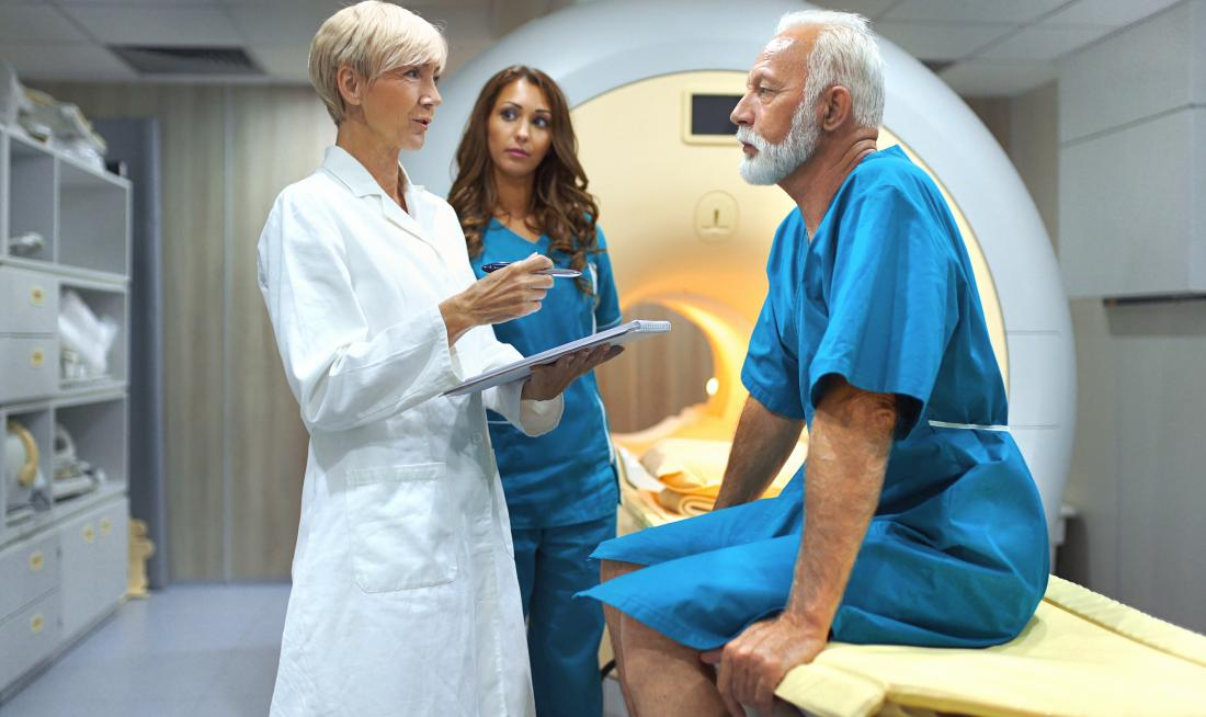 Multiple sclerosis and radiology: What to expect, how it