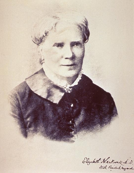 Dr. Elizabeth Blackwell: A heroine for women