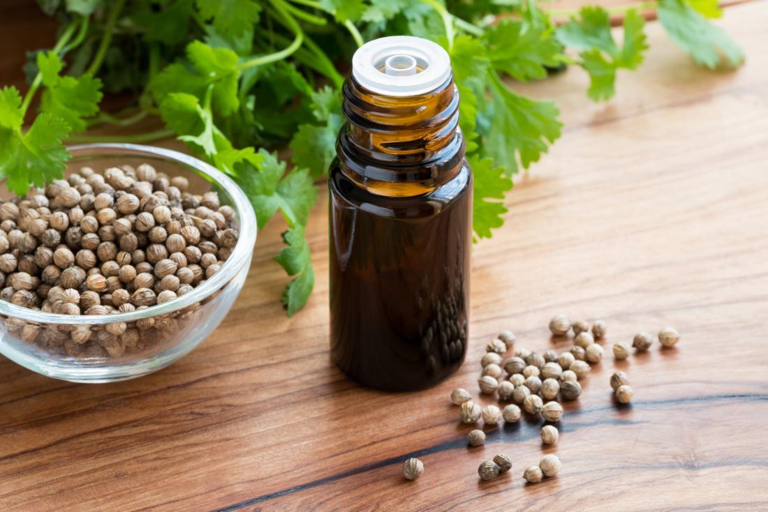 9 essential oils for diabetes: Aromatherapy, coriander seed, lemon balm