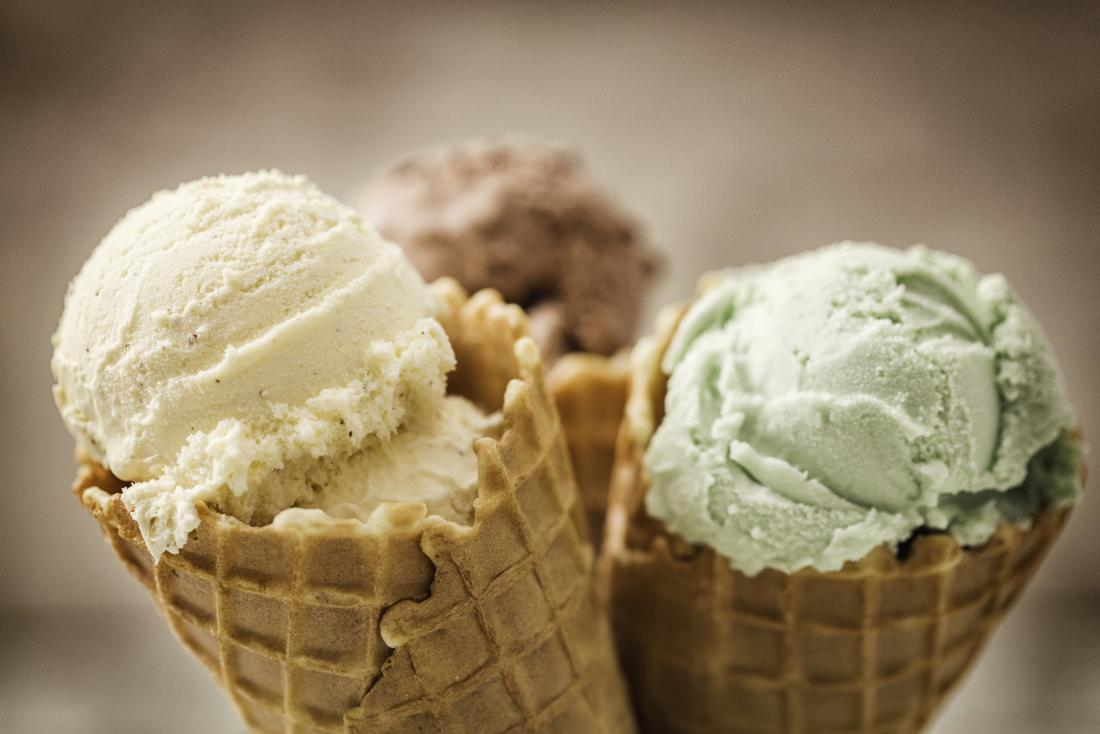 Best ice cream for type 2 diabetes: Options and tips