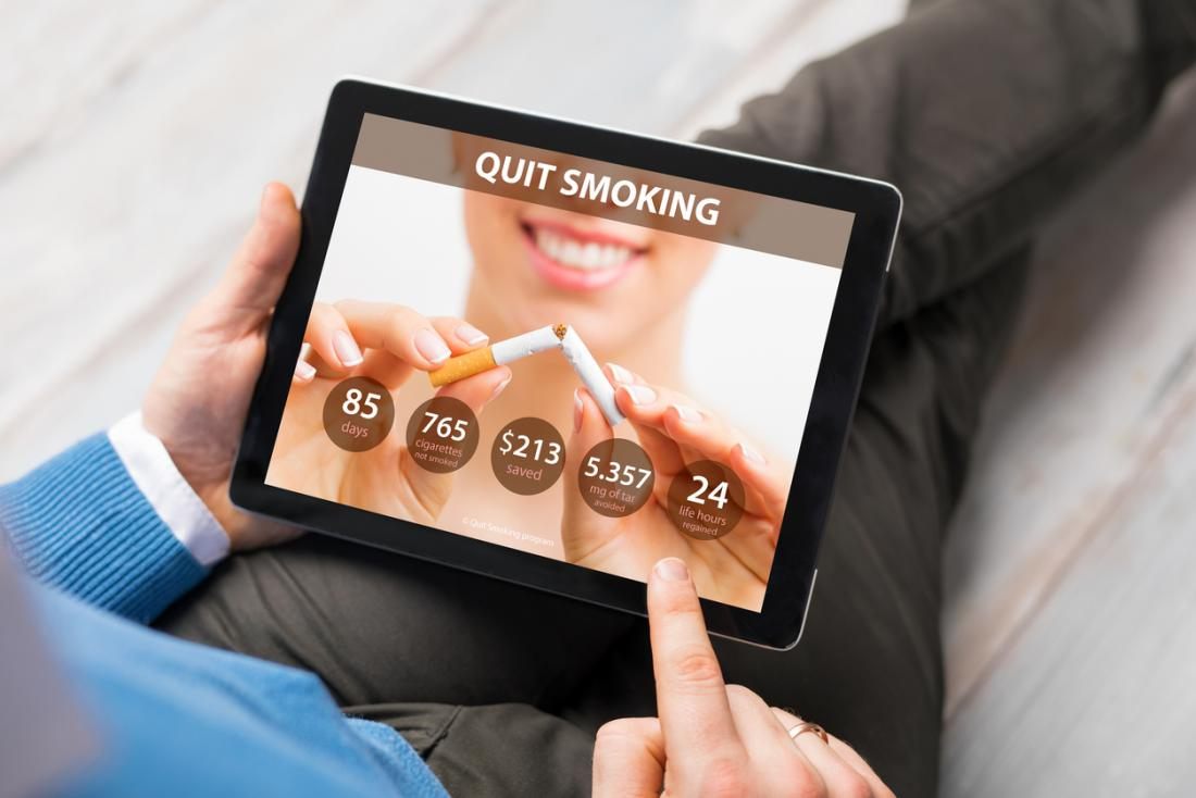 Best apps for quitting smoking