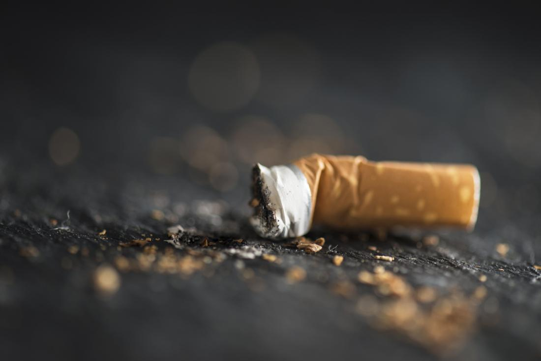 What happens after you quit smoking? A timeline