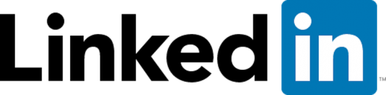 Linked in full logo left