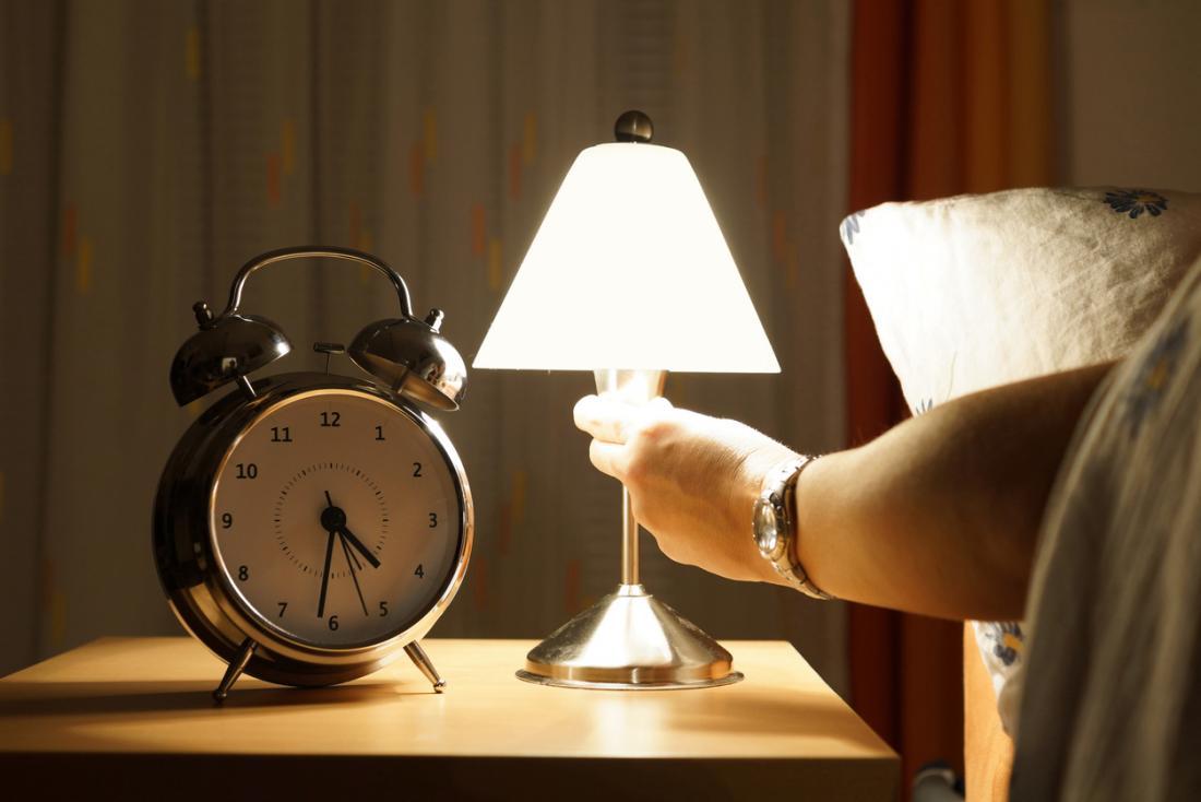 Why does light keep us awake and darkness make us sleepy?