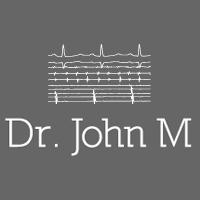 Dr. John M logo
