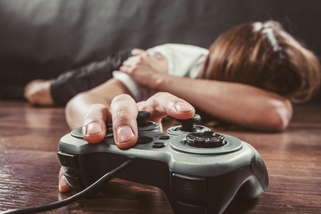 Importance of Video Games and Its Effects On Health.
