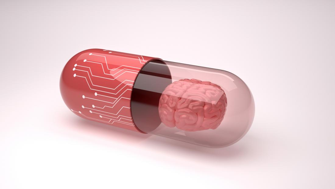 Brain in a pill