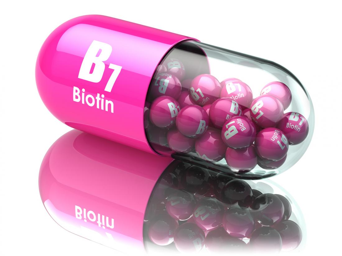 Biotin Benefits Sources And Safety