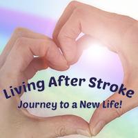 Living After Stroke logo