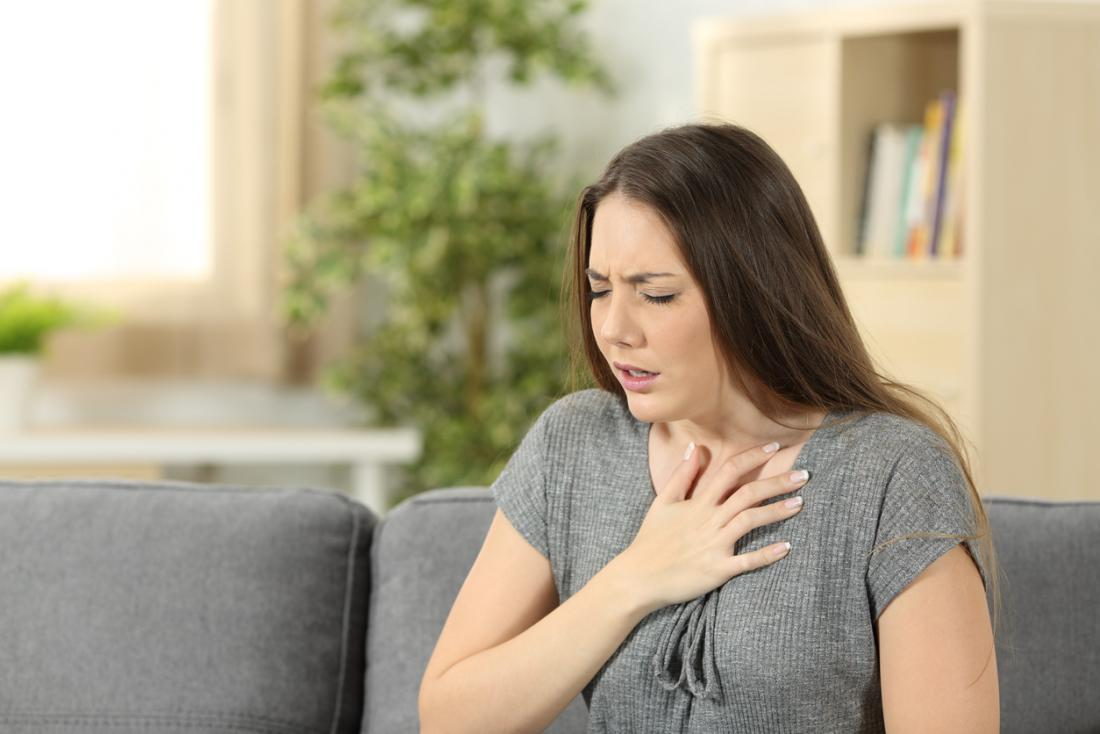 Why can't I take a deep breath? Causes and treatment